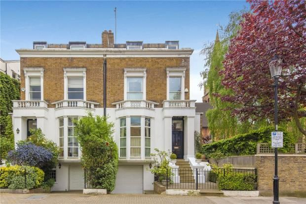 Thumbnail Semi-detached house to rent in Elm Park Road, Chelsea