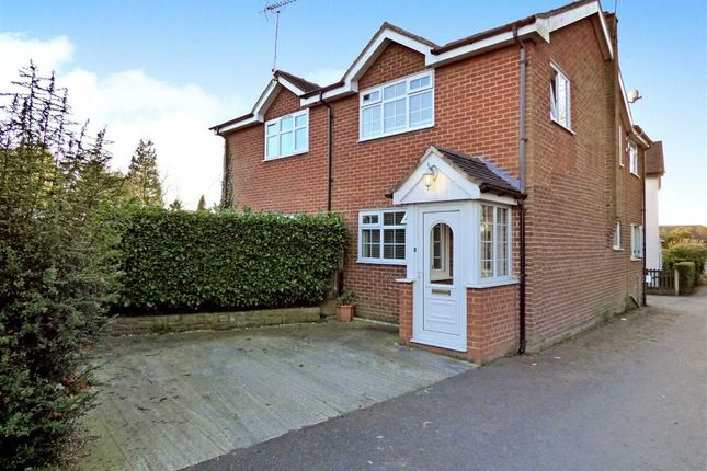 Thumbnail Semi-detached house to rent in Bleeding Wolf Lane, Scholar Green, Stoke-On-Trent