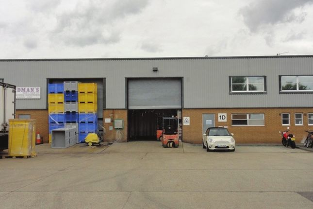 Thumbnail Industrial to let in Unit 1D Cathedral Hill Industrial Estate, Guildford