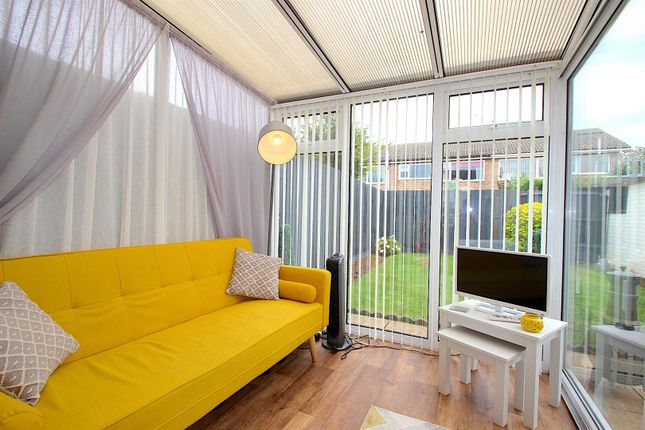 Conservatory of Wayfarer Drive, East Goscote, Leicester LE7
