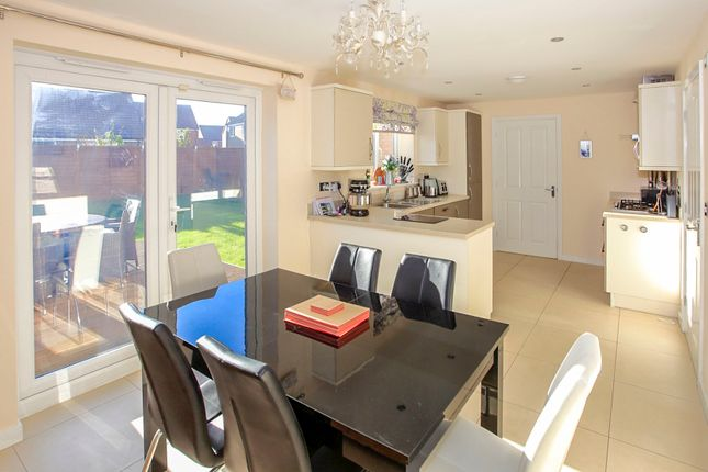 Thumbnail Detached house for sale in Duchess Drive, Market Deeping, Peterborough