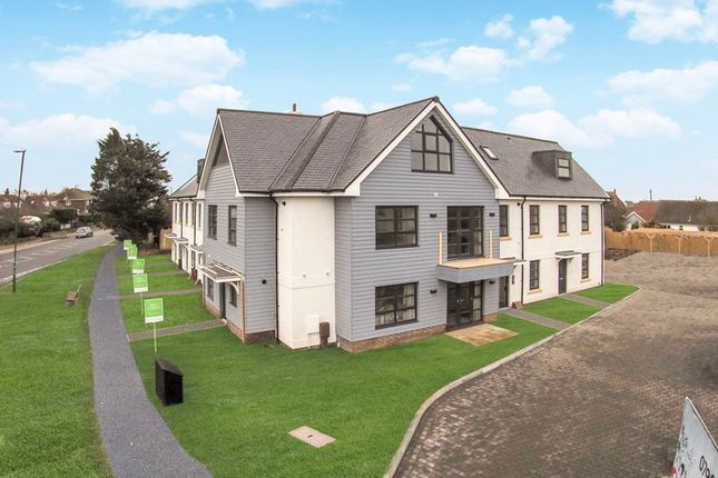 Thumbnail Flat for sale in Oakfield Road, East Wittering, Chichester