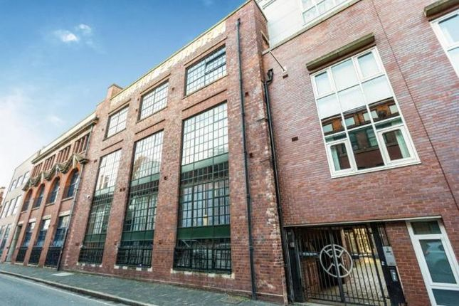 2 bed flat to rent in Mary Ann Street, Birmingham