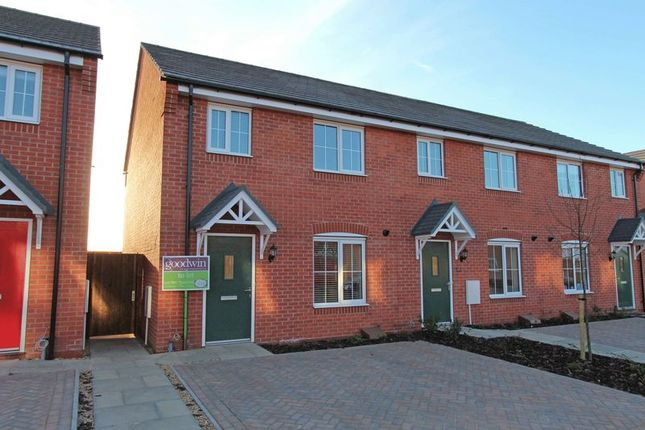 Thumbnail Terraced house to rent in Taunton Road, Bourne