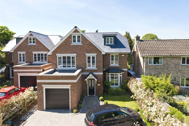 Thumbnail Detached house for sale in Hanger Hill, Weybridge, Surrey