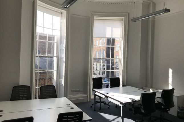 Thumbnail Office to let in Gloucester Place, London