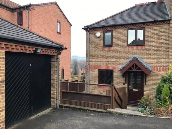 Thumbnail End terrace house to rent in Laithe Croft, Dodworth, Barnsley, South Yorkshire