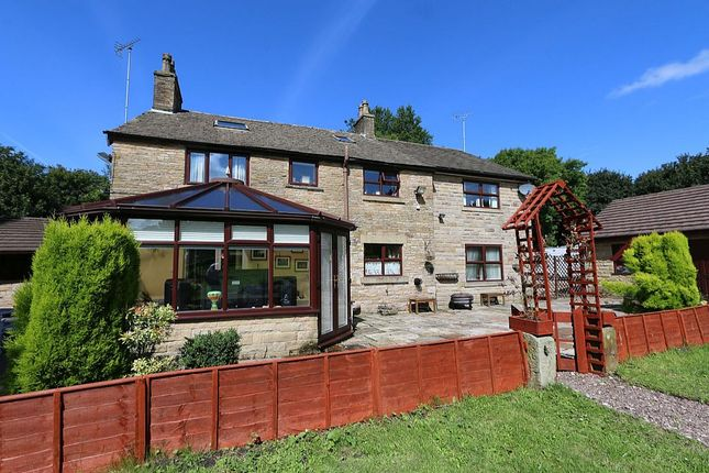 Thumbnail Detached house for sale in Pimbo Lane, Upholland, Skelmersdale, Lancashire