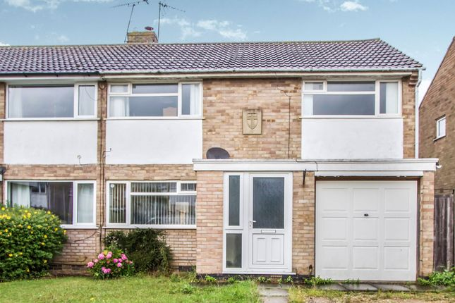 3 bed semi-detached house for sale in Briar Meads, Oadby, Leicester