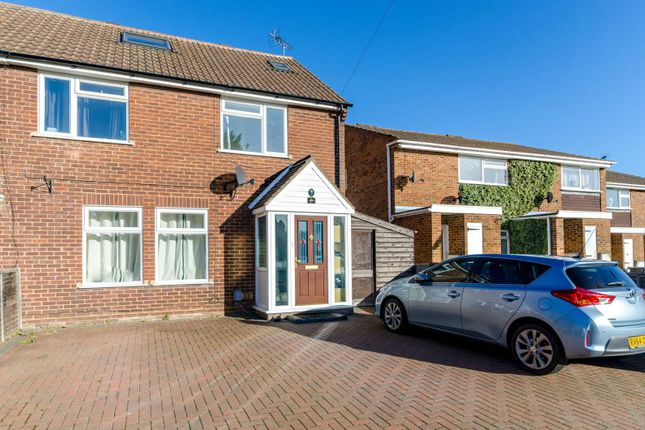 Thumbnail Semi-detached house for sale in Little Street, Guildford