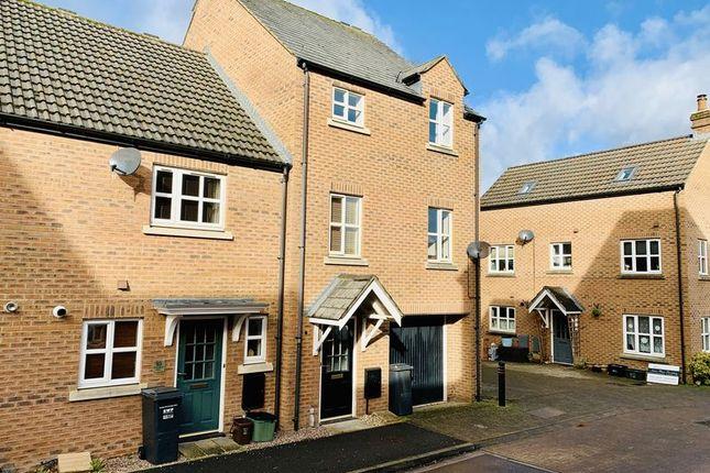 Thumbnail End terrace house for sale in Massingham Park, Taunton