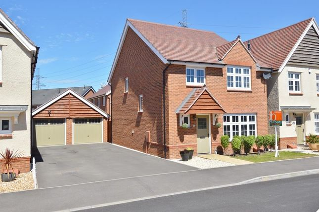 4 bedroom detached house for sale in Elliot Drive, Churchbridge, Cannock