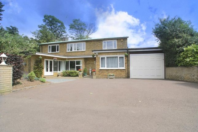 Thumbnail Detached house for sale in Chantry Lane, Hatfield