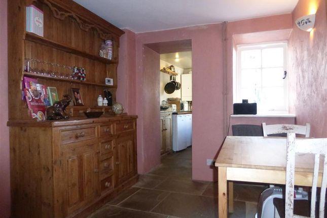 Dining Room of Main Street, Birchover, Matlock DE4