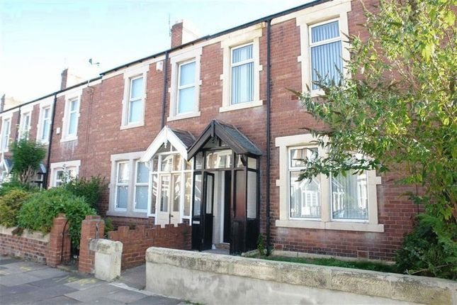 Thumbnail 4 bed maisonette to rent in Windsor Terrace, Gosforth, Newcastle Upon Tyne