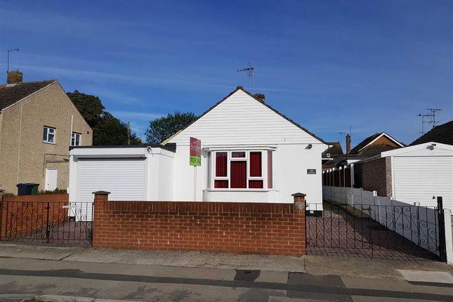 Thumbnail Detached bungalow for sale in Longleaze, Royal Wootton Bassett, Wiltshire