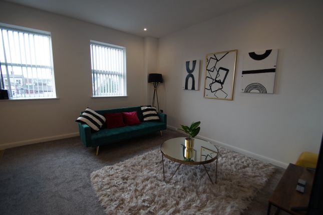 Thumbnail Flat for sale in Stone Cross House, Churchgate, Bolton, Greater Manchester
