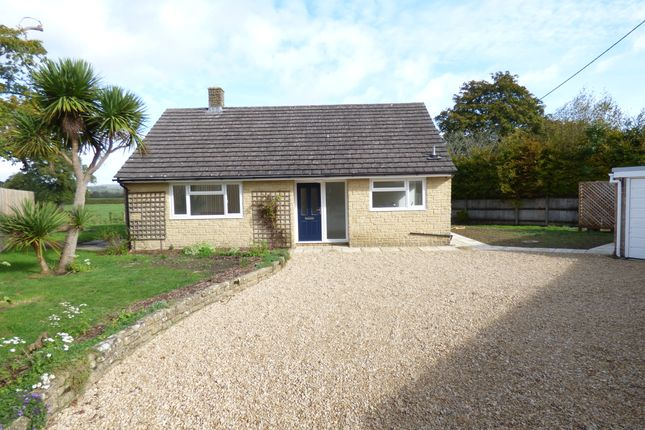 Thumbnail Detached bungalow for sale in The Orchard, Milton On Stour