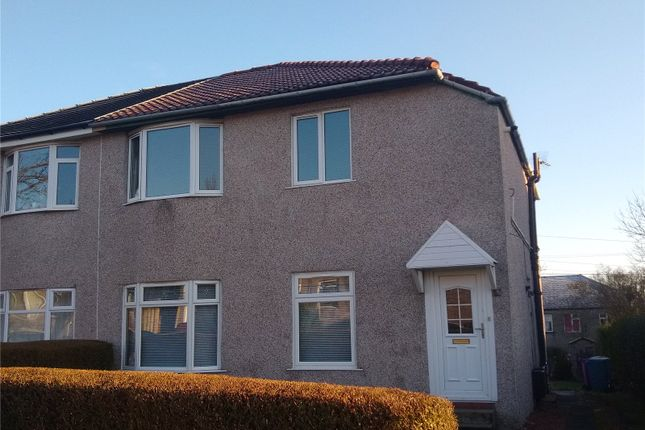 Thumbnail Flat to rent in 35 Ashcroft Drive, Croftfoot, Glasgow