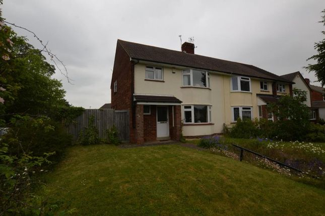 Thumbnail Semi-detached house for sale in Hamilton Road, Taunton, Somerset