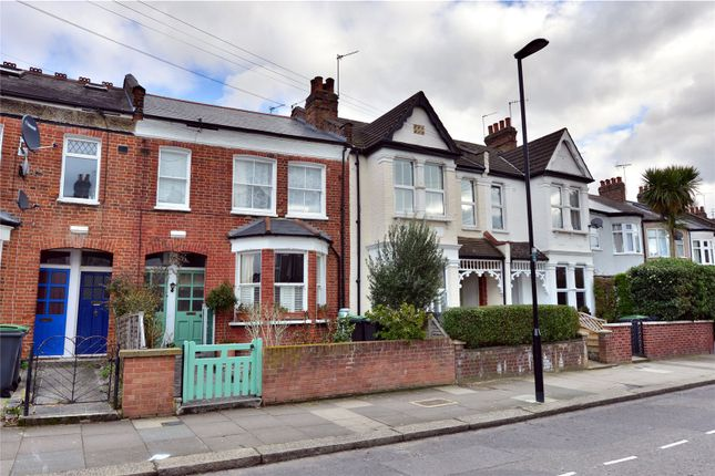 Thumbnail Terraced house for sale in Crescent Road, Alexandra Park, London