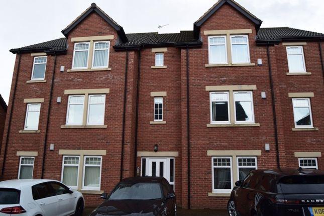 Thumbnail Flat to rent in Merlin Court, Carlisle