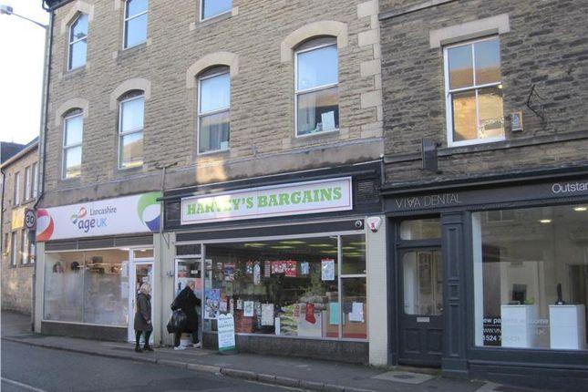 Thumbnail Retail premises to let in 31 Market Street, Carnforth, Lancashire