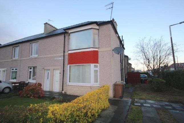 Thumbnail End terrace house to rent in Sighthill Crescent, Edinburgh