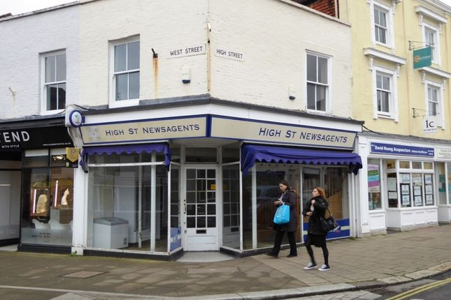 Thumbnail Retail premises to let in High Street, Fareham