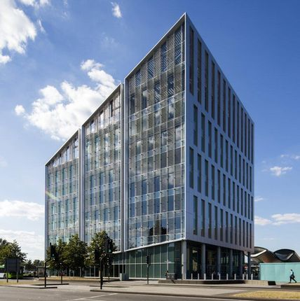 Office to let in The Future Works, Building 2 Brunel Way, Slough
