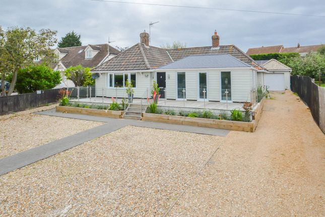 Thumbnail Detached bungalow for sale in Hill Crescent, Haverhill