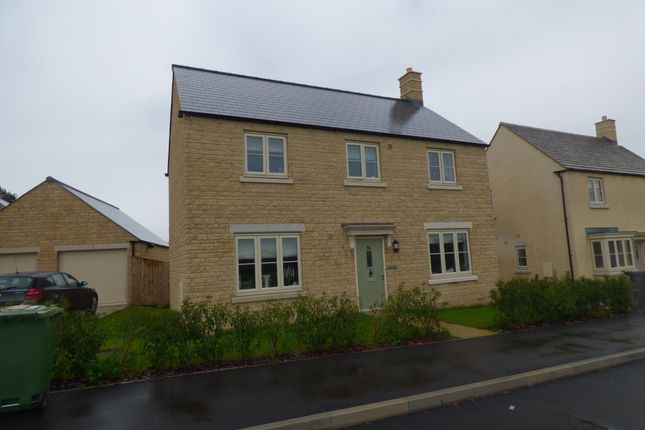 Thumbnail Detached house for sale in Spire View, Cirencester