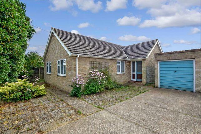 Thumbnail Detached bungalow for sale in Ravenscourt Road, Canterbury, Kent