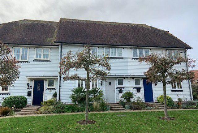 Thumbnail Terraced house for sale in Chapman Fields, Cliffsend, Ramsgate