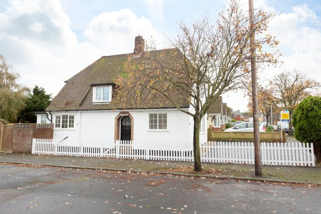 Thumbnail Detached house for sale in Ilex Road, Folkestone