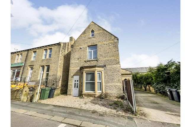 4 bed end terrace house for sale in Halifax Old Road, Birkby, Huddersfield HD2