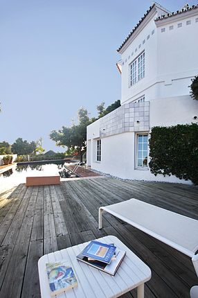 Patio Terrace of Spain, Málaga, Marbella