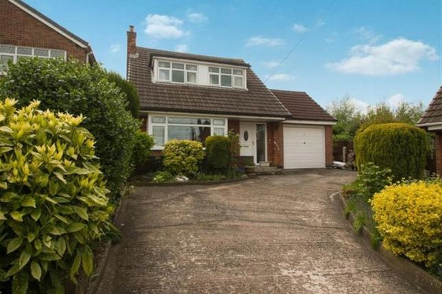 Thumbnail Detached house for sale in Hereford Crescent, Midway, Swadlincote