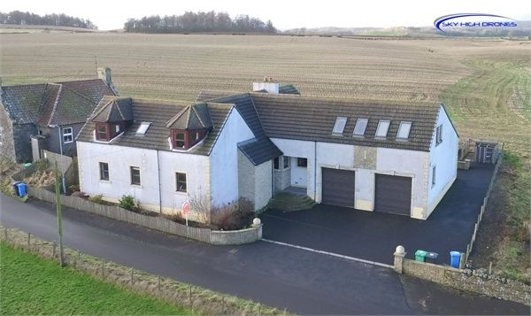 Thumbnail Detached house for sale in West End, Star Of Markinch, Fife
