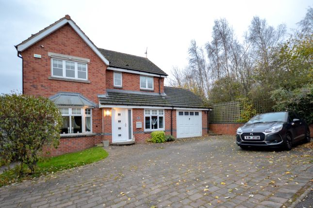 Thumbnail Detached house for sale in Rose Hill Avenue, Mosborough, Sheffield