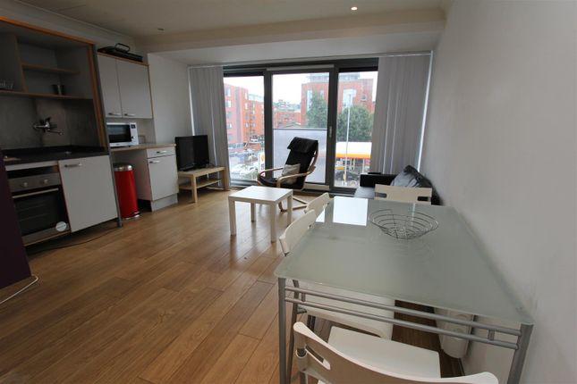 Thumbnail Flat to rent in Regent Street, Leeds