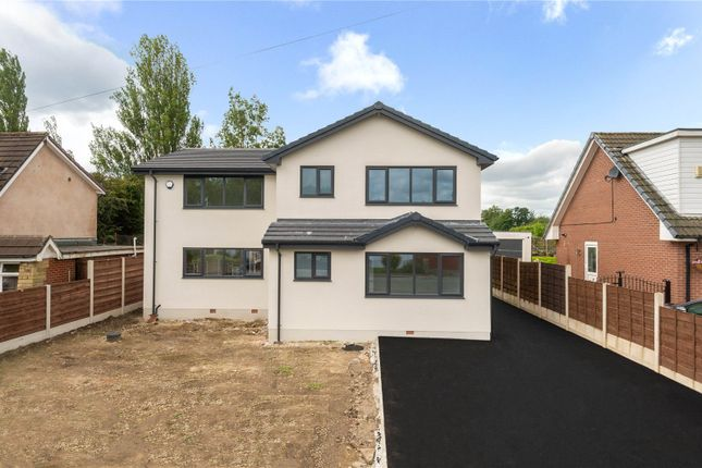 Thumbnail Detached house for sale in Haig Road, Bury, Lancashire