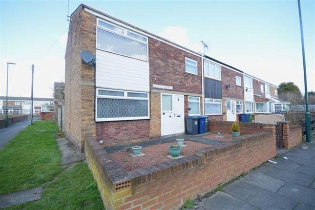 Thumbnail Semi-detached house to rent in Heaton Gardens, South Shields