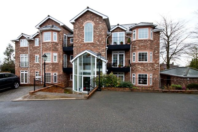Thumbnail Flat to rent in Woodford Apartments, 5 Hillside Drive, Woolton