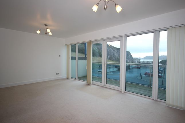 Thumbnail Terraced house to rent in Spinnaker Quay, Mount Batten, Plymouth