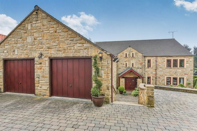 Thumbnail Detached house for sale in Weirside, Oldcotes, Worksop