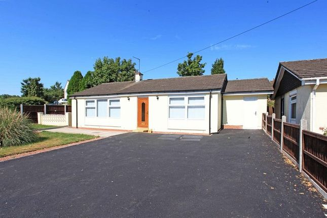 Thumbnail Detached bungalow for sale in Glenlee Stafford Street, St Georges, Telford