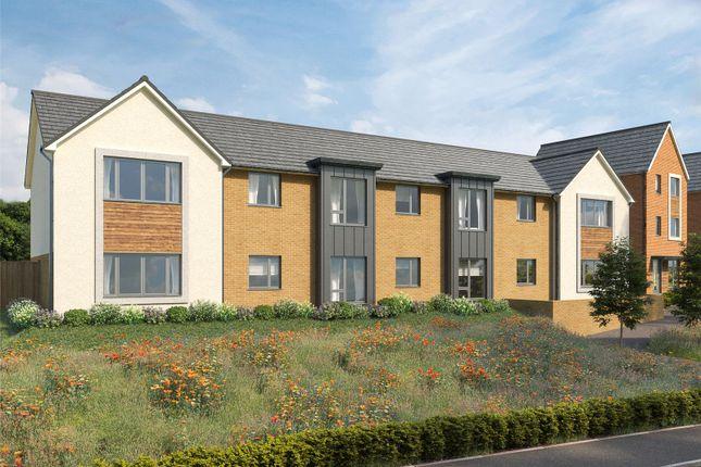 Thumbnail Flat for sale in Apartments At Dol Werdd, Plasdwr, Llantrisant Road, Cardiff