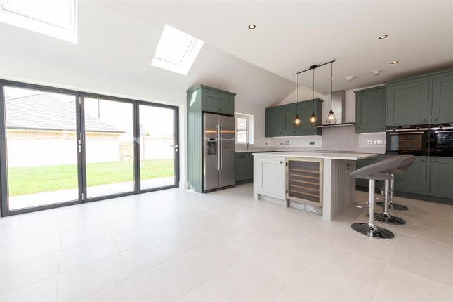 Thumbnail Detached house for sale in School House Mews, High Street, Silsoe, Bedford