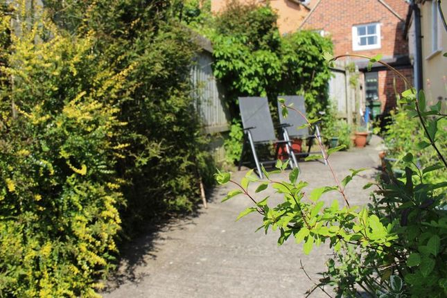 Thumbnail Terraced house for sale in St. Marys Courtyard, Church Street, Calne